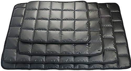 ペットシートカバー 防水犬のカーシートカバーカーブーツライナープロテクター滑り止めペットバックシートカバー (Color : Black, Size : 109x73x2cm)