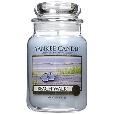 Yankee Candle Company Beach Walk Large Jar Candle