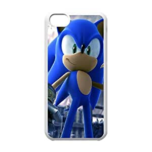 Sonic And The Black Knight iPhone 5c Cell Phone Case White 91INA91235978