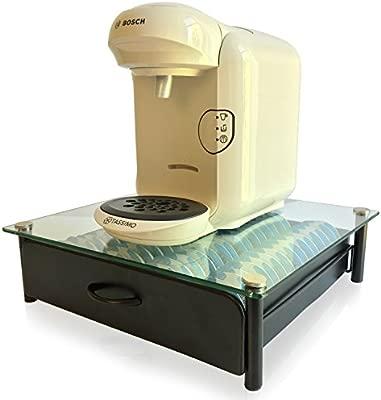 Tassimo - Soporte para cápsulas de café de 64 piezas, CAFE ...