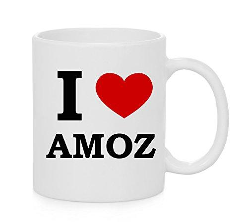 I Heart Amoz ( Love ) Official Mug