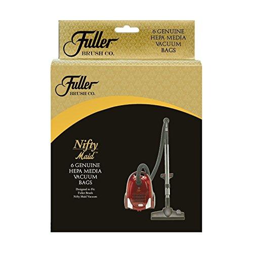 Fuller Brush Canister Vacuum Bags - 6