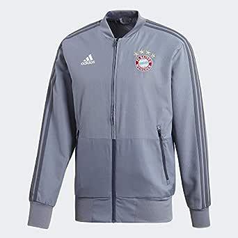 adidas 18/19 FC Bayern Chaqueta, Hombre: Amazon.es: Ropa y accesorios