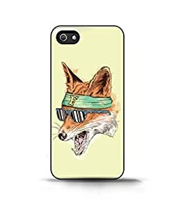 hipster solid simplistic simple foxes Case For Ipod Touch 5 Cover Back Case Cover