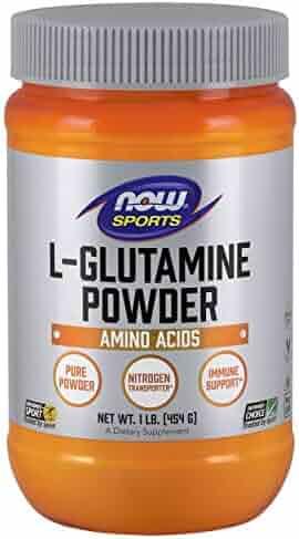 NOW Sports Nutrition, L-Glutamine Powder, 1-Pound