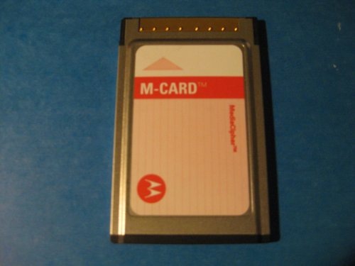 Motorola Mediacipher Multistream M-card Cable Card