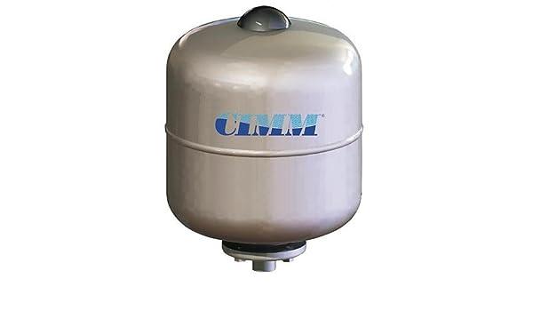 Expert by net - Accesorios para calentador de agua - Vaso Agua Caliente Sanitaria para Tanque 8 litros: Amazon.es: Bricolaje y herramientas