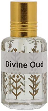 Hijaz Divine Oud Alcohol Free Arabian Unisex Fragrance Oil - 3ML