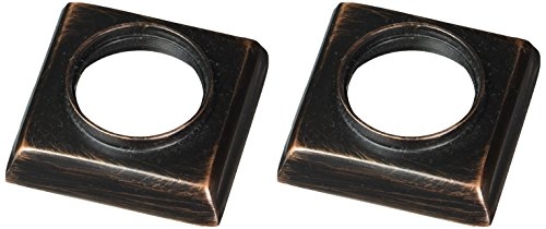 Delta RP52661RB Dryden Handle Base, Snap Ring and Gasket, Venetian Bronze Dryden Handle Base