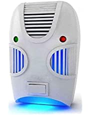 TIMESOON Ultrasonic Pest Control Repellent, Home Pest Control Reject Device Non-Toxic Mice Repellent Indoor for Ant, Rats, Roaches, Fruit Fly, Rodent, Insect Control For Home, (PACK OF 1)
