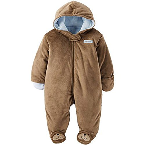 child-of-mine-by-carters-baby-pram-faux-fur-boy-and-girls-sizes-3-6-months-brown-bear