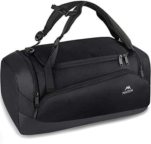 MATEIN Backpack Compartment Waterproof Weekender product image