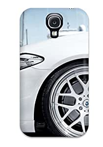 Hard Plastic Galaxy S4 Case Back Cover,hot White Car In Port Case At Perfect Diy