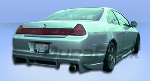 Duraflex Replacement for 1998-2002 Honda Accord 2DR R33 Rear Bumper Cover - 1 - R33 Body Duraflex 2dr