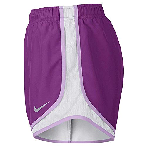 NIKE Women's Dry Tempo Running Short (Bold Berry/White, X-Large) by Nike (Image #2)