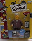 The Simpsons World of Springfield Kent Brockman Figure