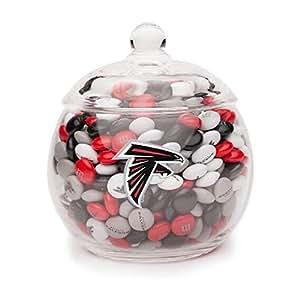 NFL M&MS - Cuenco de cristal: Amazon.com: Grocery & Gourmet ...