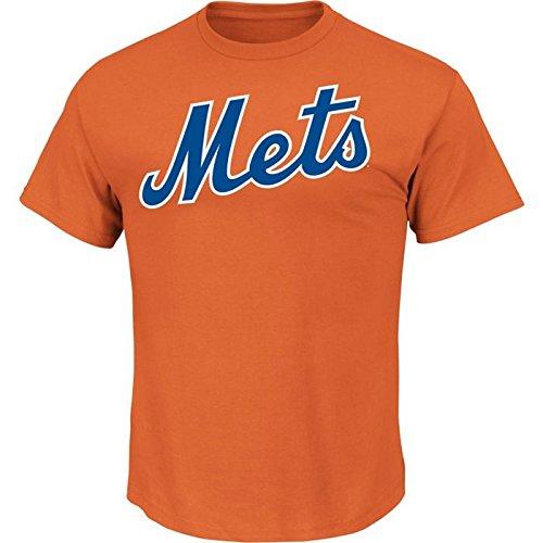 Majestic Youth MLB Replica Crewneck T-Shirt