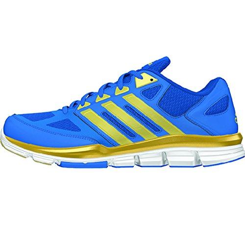 Adidas Heren Speed Trainer Schoen Royal-goud-wit