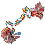 Zanies Rope Bone Dog Toys, 10""