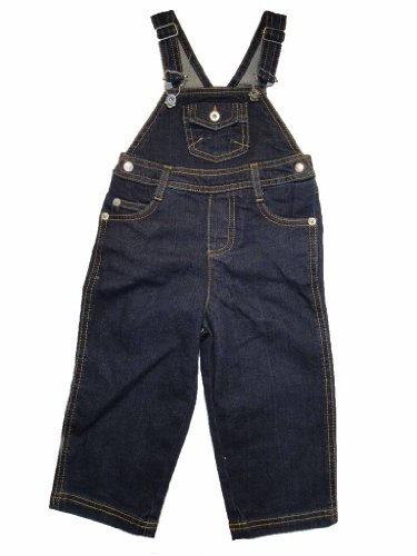 D&G Dark Denim Overalls - Gabbana Junior Dolce