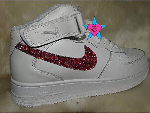 00769c562eb1d1 Amazon.com  Custom Jewels Gems Air Force 1