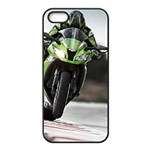 iPhone 5 5s Black Cell Phone Case Kawasaki STY792048 Phone Case Active