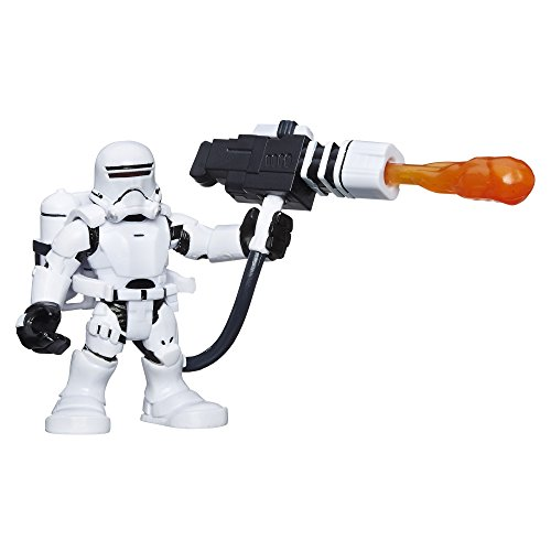 Playskool Heroes Galactic Heroes Star Wars First Order Flametrooper