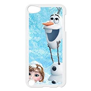 iPod Touch 5 Phone Cases White Frozen CBE003062