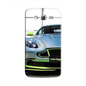 Cover It Up - AM Vantage GT8 Green Galaxy J5 Hard Case