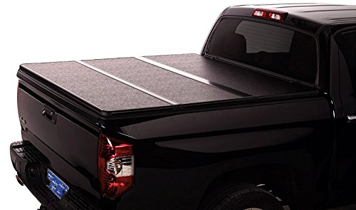 Fuyu Tri Fold Hard Tonneau Cover For Toyota Tundra 2007 2017 With 5 5ft 66in Bed Buy Online In Cambodia At Desertcart