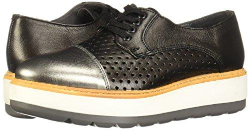 Cordones para Zapatos Fabian Arenas Black 1152 Mercurio Mujer de Derby ng7a17S