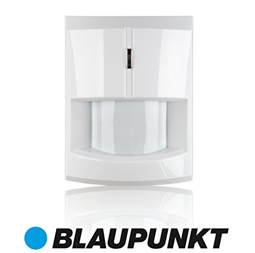 Blaupunkt Funk-Bewegungsmelder IR-S1L - Infrarot Sensor (kompatibel mit den Blaupunkt SA & SH Funk-Alarmanlagen)