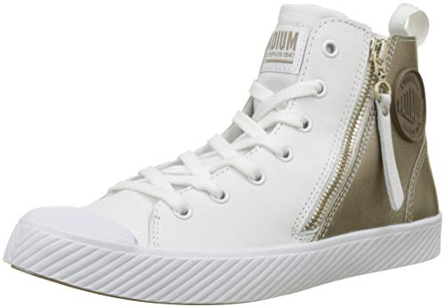 Gold White Rouge Palladium Q58 White Mtl Light Klassische Pallaphoenix Weiß Unisex Erwachsene Z Stiefel 7Oq8v7
