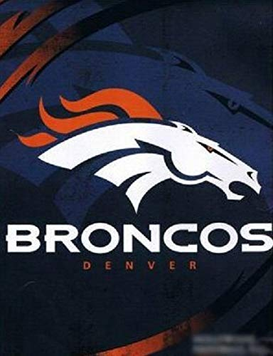 Denver Broncos King NFL - Blanket Lightweight Nfl