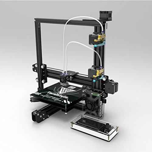 TEVO Tarantula Aluminum Prusa i3 3D Printer - Base Model