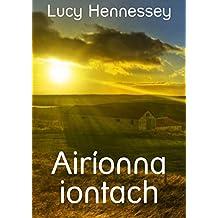 Airíonna iontach (Irish Edition)