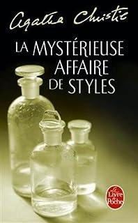 [Hercule Poirot] : La mystérieuse affaire de Styles, Christie, Agatha