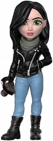 Funko Rock Candy Marvel Jessica Jones Collectible Figure, Multicolor