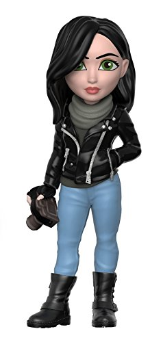Funko Rock Candy Marvel Jessica Jones Collectible Figure, Multicolor