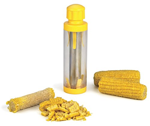 RSVP Deluxe Corn Stripper, Yellow
