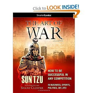 Read Online The Art of War from SmarterComics: How to be Successful in Any Competition2nd (Second) Edition pdf