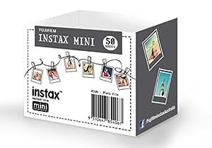 Fujifilm Instax Mini Instant Film 50 Pack