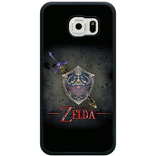 Generic RPG Game The Legend of Zelda Phone Case for SamSung Galaxy S7 Sales