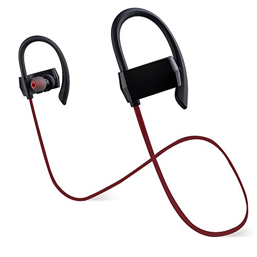 free shipping kaleep g18 noise canceling bluetooth earhook headphones with mic 60 days warranty. Black Bedroom Furniture Sets. Home Design Ideas