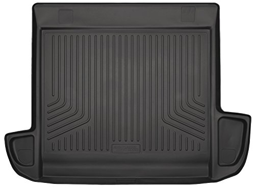 Husky Liners Cargo Liner Fits 10-18 4Runner - No 3rd seat or Sliding Cargo Deck (Cargo Mat Rubberized)