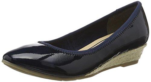 Patent 2 538 Tozzi Cuñas Marco de 22200 Mujer Azul Navy Zapatos 28 2 826 xq7nHwSa