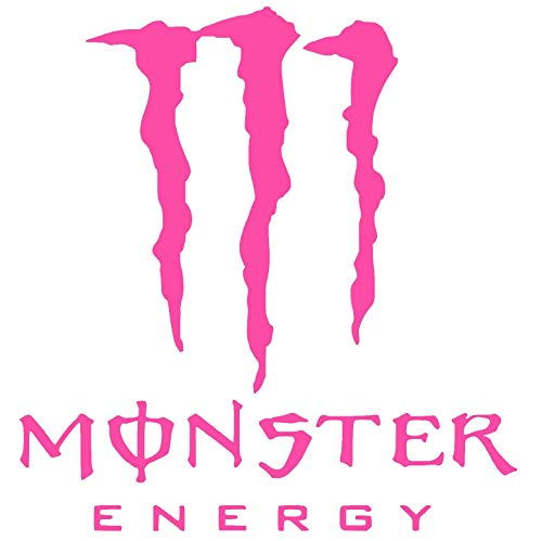 monster energy big sticker - 7