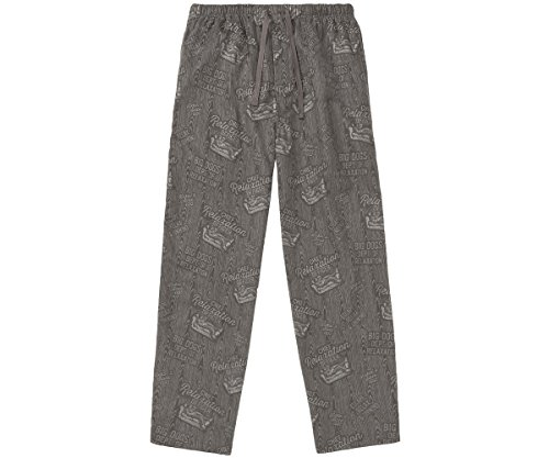 Big Dog Lounge Pants (Big Dogs Chief Relaxation Officer Flannel Lounge Pant S Dark Gray)