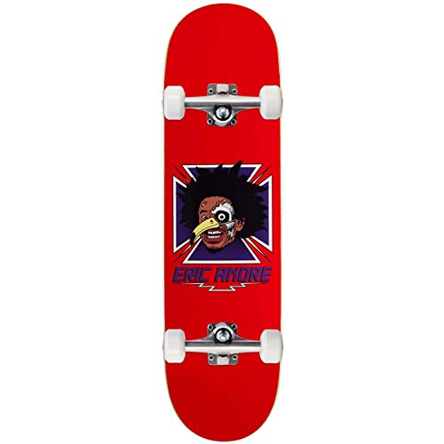 Birdhouse Eric Andre Guest Model Skateboard Complete - -